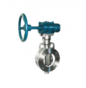 Van bướm High Performce (HIGH PERFORMANCE BUTTERFLY VALVE)