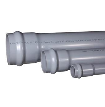Ống u.PVC cứng hệ inch