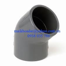 CO 45° NHỰA PVC
