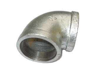 CO REN 90° MẠ KẼM (GALVANIZED ELBOW 90°)