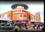 Công trình Lotte Mart Cần Thơ